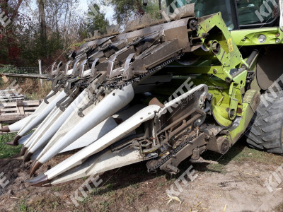 Claas Conspeed 8-75FC