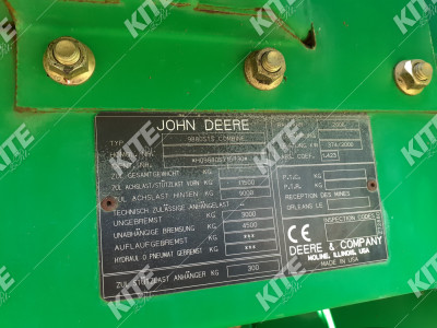 John Deere 9880i STS