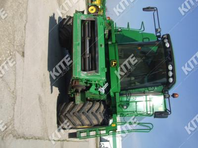 John Deere T660 4WD Hillmaster