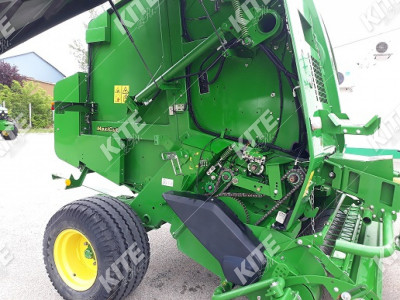 John Deere 854 Maxi Cut