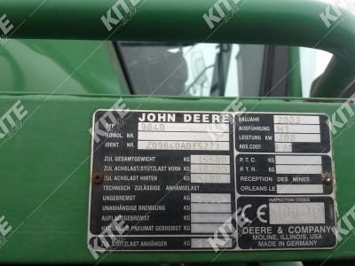 John Deere 9640 WTS Akciósan