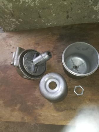 Eladó egy ZETOR /új/ centrifugál szűrő