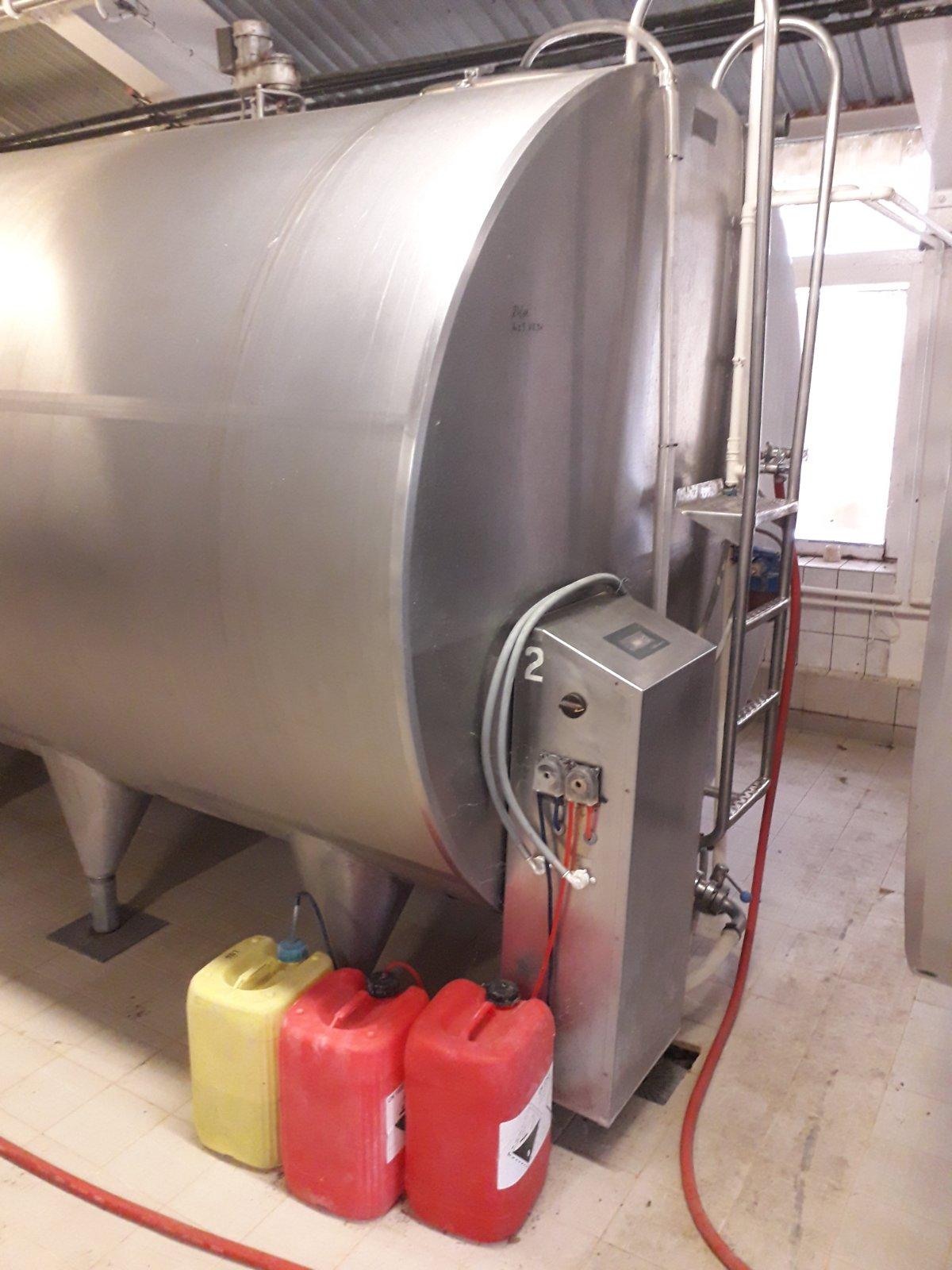 Tejhűtő rendszer